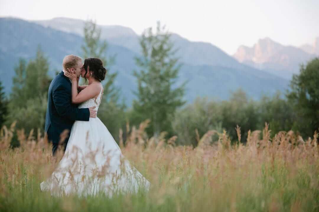 Image for Real Belle Vogue Bride – Melissa + Michael