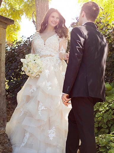 f2e3d1ab6f Plus-Size Wedding Dresses in Kansas City