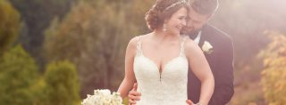 Image for Plus-Size Wedding Dresses