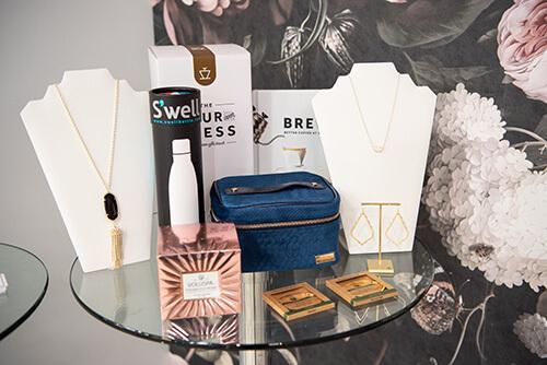 Belle Vogue Bridal Grand Opening Giveaway Prizes - Kansas City